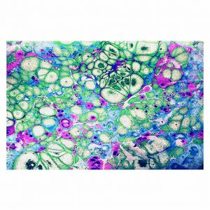 Decorative Area Rug 4 x 6 Ft from DiaNoche Designs by Sylvia Cook - Razzle Dazzle