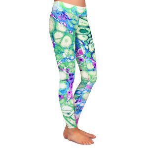 Casual Comfortable Leggings | Sylvia Cook Razzle Dazzle