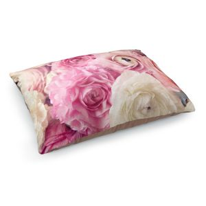 Decorative Dog Pet Beds | Sylvia Cook - Shades of Pink