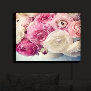 Nightlight Sconce Canvas Light   Sylvia Cook's Shades of Pink