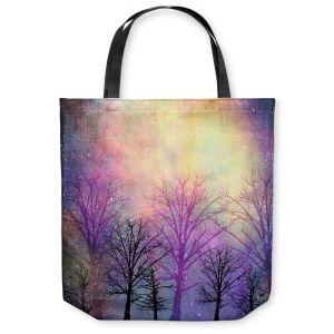 Unique Shoulder Bag Tote Bags | Sylvia Cook Trees