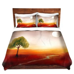 Artistic Duvet Covers and Shams Bedding | Tara Viswanathan - Bliss Of Solitude