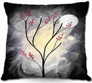 Throw Pillows Decorative Artistic | Tara Viswanathan I will still be Dreaming