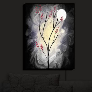 Nightlight Sconce Canvas Light | Tara Viswanathan's I will still be Dreaming