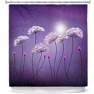 Premium Shower Curtains | Tara Viswanathan Moondance