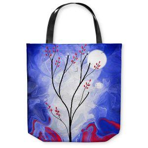 Unique Shoulder Bag Tote Bags | Tara Viswanathan Touch the Moon