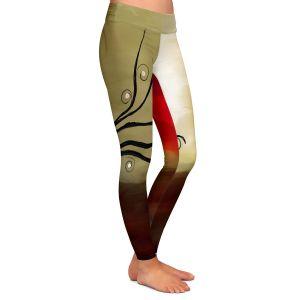 Casual Comfortable Leggings | Tara Viswanathan Wild Desire I