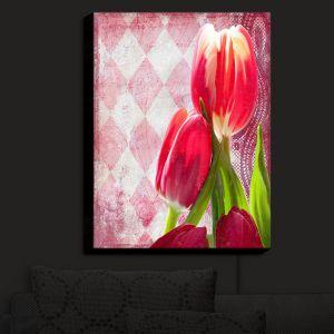 Nightlight Sconce Canvas Light | Tina Lavoie - Harlequin