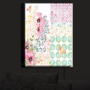 Nightlight Sconce Canvas Light | Tina Lavoie - Lazy Summer 2