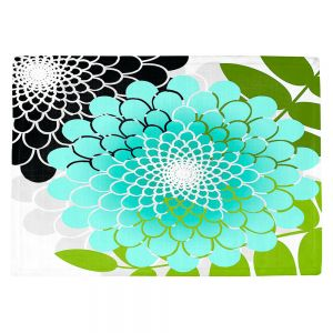Decorative Kitchen Placemats 18x13 from DiaNoche Designs by Tina Lavoie - Rainforest