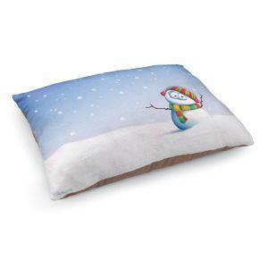 Decorative Dog Pet Beds   Tooshtoosh's Snowman