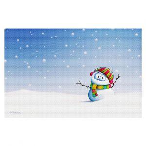 Decorative Floor Coverings | Tooshtoosh Snowman