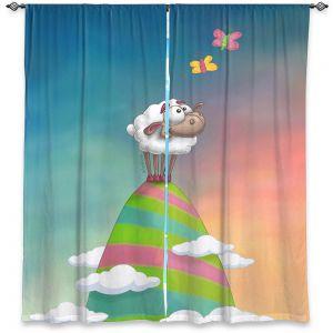 Decorative Window Treatments | Tooshtoosh - Willo Sheep