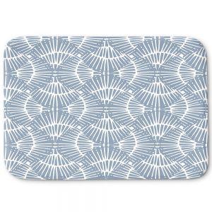 Decorative Bathroom Mats   Traci Nichole Design Studio - Basket Weave Brisk   Patterns