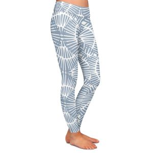 Casual Comfortable Leggings | Traci Nichole Design Studio - Basket Weave Brisk | Patterns