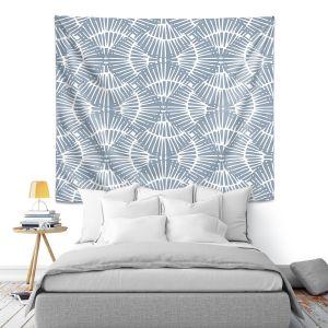 Artistic Wall Tapestry | Traci Nichole Design Studio - Basket Weave Brisk | Patterns
