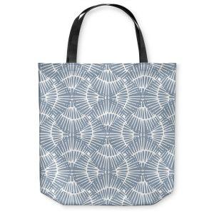 Unique Shoulder Bag Tote Bags | Traci Nichole Design Studio - Basket Weave Brisk | Patterns