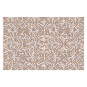Decorative Floor Coverings | Traci Nichole Design Studio - Basket Weave Taupe | Patterns