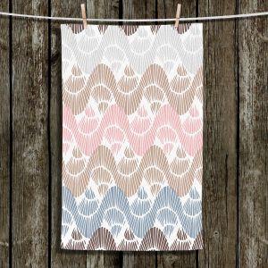 Unique Bathroom Towels | Traci Nichole Design Studio - Bookworm Sweet Tart | Patterns Boho Chic