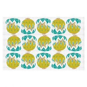 Decorative Floor Coverings | Traci Nichole Design Studio - Euphorbia Aloe