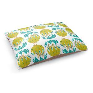 Decorative Dog Pet Beds   Traci Nichole Design Studio - Euphorbia Aloe