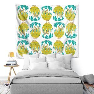 Artistic Wall Tapestry | Traci Nichole Design Studio - Euphorbia Aloe