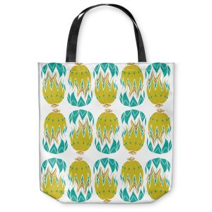 Unique Shoulder Bag Tote Bags | Traci Nichole Design Studio - Euphorbia Aloe