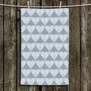 Unique Bathroom Towels | Traci Nichole Design Studio - Market Mountain Mist | Patterns