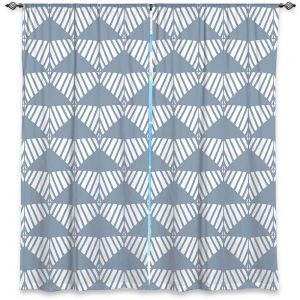 Decorative Window Treatments | Traci Nichole Design Studio - Market Mountain Mist | Patterns