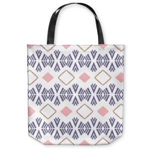 Unique Shoulder Bag Tote Bags   Traci Nichole Design Studio - Market Stripe Tart   Patterns Southwestern