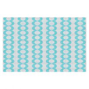 Decorative Floor Coverings | Traci Nichole Design Studio - Mourato Azul