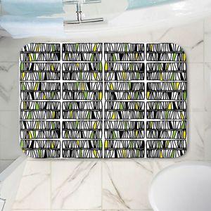 Decorative Bathroom Mats | Traci Nichole Design Studio - Scratch Multi
