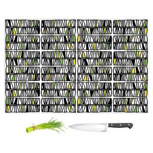 Artistic Kitchen Bar Cutting Boards | Traci Nichole Design Studio - Scratch Multi