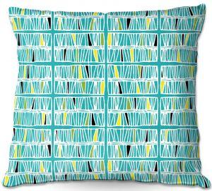 Throw Pillows Decorative Artistic | Traci Nichole Design Studio - Scratch Ocean