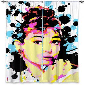 Decorative Window Treatments   Ty Jeter - Audrey Hepburn