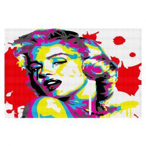 Decorative Floor Coverings | Ty Jeter Marilyn Monroe III