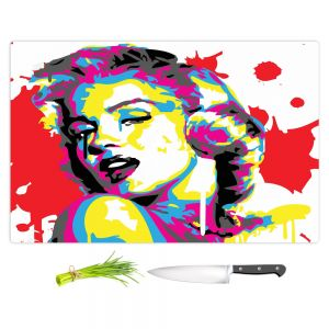 Artistic Kitchen Bar Cutting Boards | Ty Jeter - Marilyn Monroe III