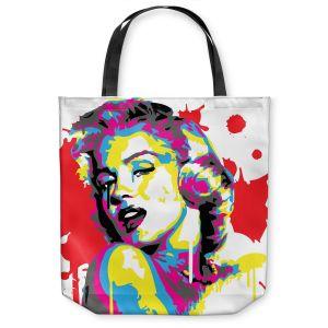 Unique Shoulder Bag Tote Bags | Ty Jeter Marilyn Monroe III