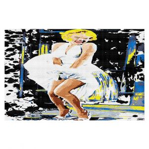 Decorative Floor Coverings | Ty Jeter Marilyn Monroe