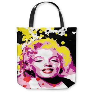 Unique Shoulder Bag Tote Bags | Ty Jeter - Marilyn Monroe lV