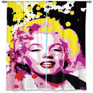 Decorative Window Treatments   Ty Jeter - Marilyn Monroe lV