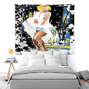 Artistic Wall Tapestry | Ty Jeter Marilyn Monroe