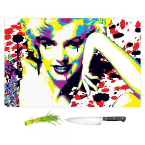 Artistic Kitchen Bar Cutting Boards | Ty Jeter - Marilyn Monroe V