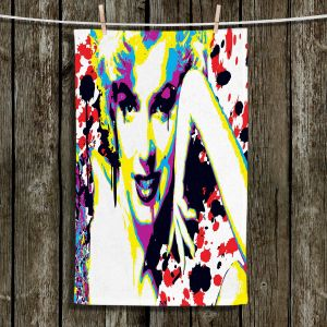 Unique Hanging Tea Towels | Ty Jeter - Marilyn Monroe V | Marilyn Monroe Actress Famous