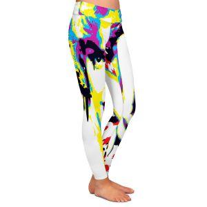 Casual Comfortable Leggings | Ty Jeter - Marilyn Monroe V