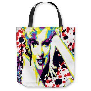 Unique Shoulder Bag Tote Bags |Ty Jeter - Marilyn Monroe V