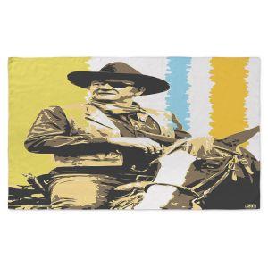Artistic Pashmina Scarf | Ty Jeter - The Duke | John Wayne Horse Movie Star