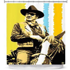 Premium Shower Curtains | Ty Jeter The Duke