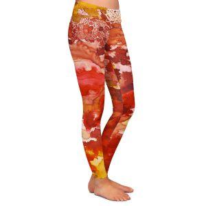 Casual Comfortable Leggings   Valerie Lorimer - Beneath the Surface