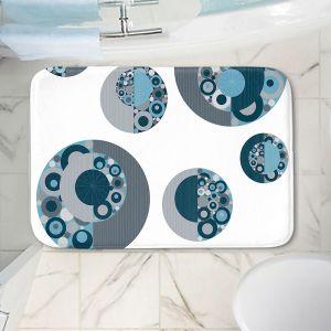 Decorative Bathroom Mats | Valerie Lorimer - Circle Around